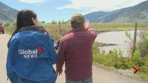 Neighbour dispute over farmland flooding in Cawston