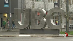 Sexual harassment policies at UBC questioned