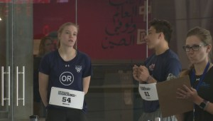 Lethbridge athletes hope to be discovered as next Olympian at RBC Training Ground