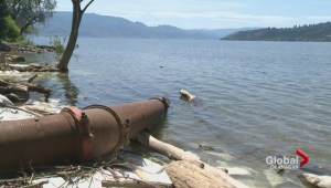 The groundwater flooding threat may impact thousands of Kelowna homes