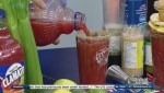 Ray Burton makes a special Caesar for National Caesar Day