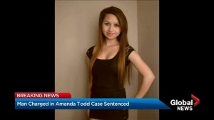 Amanda Todd's mom reacts to news of Dutch court case