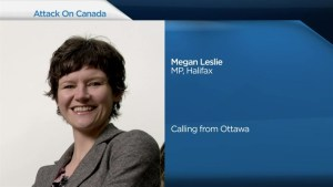 Halifax MP talks about Ottawa shooting