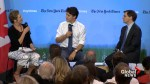 Trudeau doesn't stay up in bed reading Trump tweets because he's focused 'on things he needs to do'