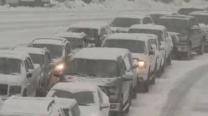 First winter storm for southern B.C.: part two
