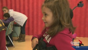 Weekend retreat for kids with muscular dystrophy
