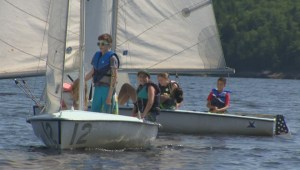 Saint John hosts Olympic hopefuls in youth regatta event
