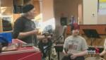 Salmon Arm Music therapy program gets new recording studio