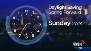 Doing away with Daylight Saving Time?