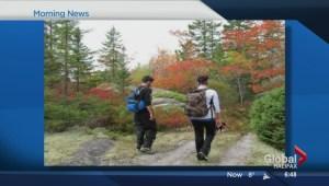 Hiking season continues in Nova Scotia