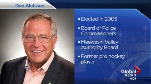 Saskatoon mayoral race profile: The first of four begins with Don Atchison