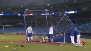 Blue Jays set for their home opener at Rogers Centre
