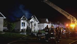 RAW: Terrebonne fire