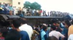 Death toll continues to rise in train accident in northern India