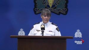 RCMP says their own members are being impacted by evacuations