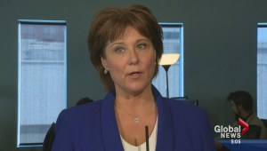 Christy Clark talks trophy hunting, Trans-Pacific Partnership and tech during Okanagan appearance
