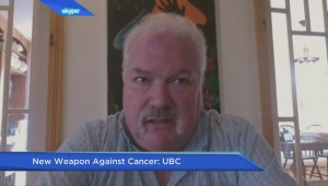 UBC researchers devise new weapon in fight against cancer