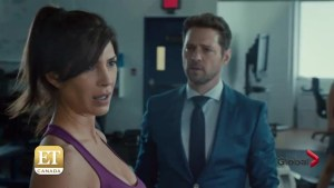 Jason Priestley, Cindy Sampson talk new series 'Private Eyes'