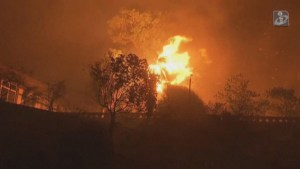 4 dead, hundreds injured as wildfire burns through Portuguese town on Funchal