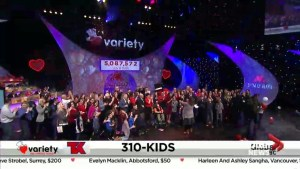 Variety Show of Hearts: Total Donations Revealed