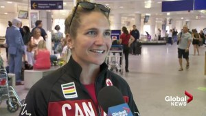 Olympic kayaker Émilie Fournel heads to Rio