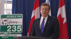City of Toronto launches Green P mobile parking app