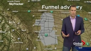 Environment Canada issues special funnel cloud advisory