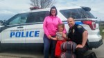 Instead of writing a ticket, cop offers to buy Michigan mom a new car seat