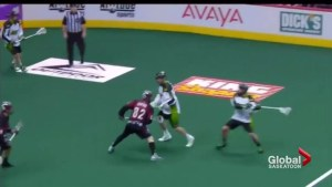 Saskatchewan Rush looking to finish off Colorado Mammoth in NLL West Final