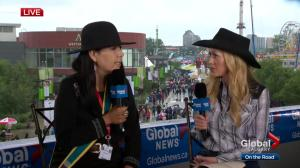 Calgary Stampede continues to build relationship with indigenous cultures