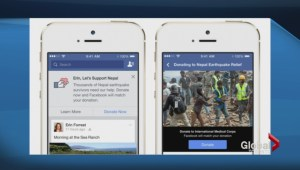 Facebook users raise 10 million to support Nepal relief efforts