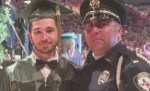 18-year-old who lost parents to drunk driver gets diploma from officer who broke the news