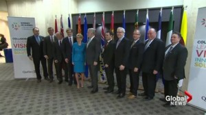 Quebec summit on climate change