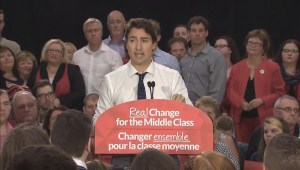 Trudeau: Mulcair can't or won't deliver on promises