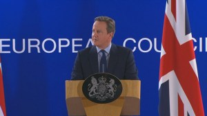 David Cameron likely makes final remarks to European Council as UK gets ready to Brexit the EU