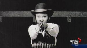 Local gun-slinger takes aim