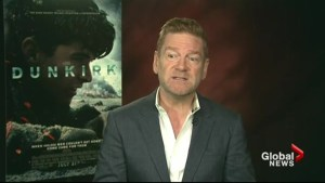 "Kenneth Branagh on working with Christopher Nolan and Harry Styles in ""Dunkirk"""
