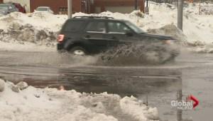 Halifax hit by snow, again