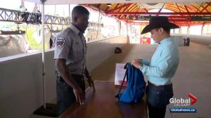 Calgary police introducing new measures to keep Stampede safe