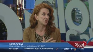 UNICEF's Ebola response in West Africa