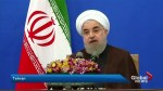 Iranian President Rouhani wins wins second term  with landslide victory