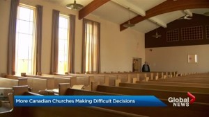 More and more churches going out of business