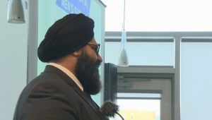 Manmeet Bhullar speaks hours before fatal collision
