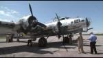 Iconic B-17 bomber arrives in Kingston