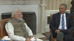 Obama meets with India PM to discuss climate, nuclear security