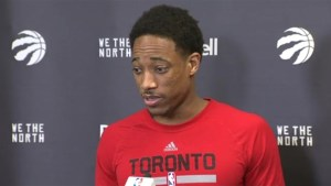 DeRozan, Raptors ready to fight in Game 6