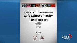 'Don't Snitch' culture highlighted in school safety report