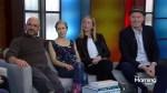 Original Degrassi High cast reunites on The Morning Show