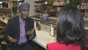 Getting to know Defence Minister Harjit Sajjan