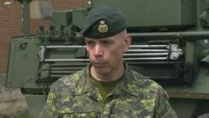 Brigadier-General provides update on military assistance with Saskatchewan wildfires